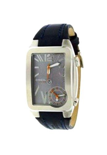 Breil Tribe TW0405 - Reloj Unisex de Cuarzo, Correa de Piel Color Azul Claro
