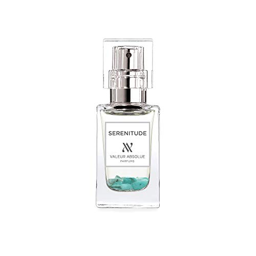 Valeur Absolue Sérénitude Perfume | Uniquely Crafted to Promote Tranquility | Floral & Herbal | Handmade in Southern France | 0.47 Fluid Ounces