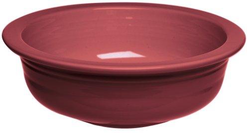 Fiesta 1-Quart Large Bowl, Cinnabar