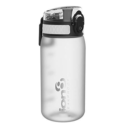Ion8 Auslaufsichere Kinder Trinkflasche, BPA-frei, Eis