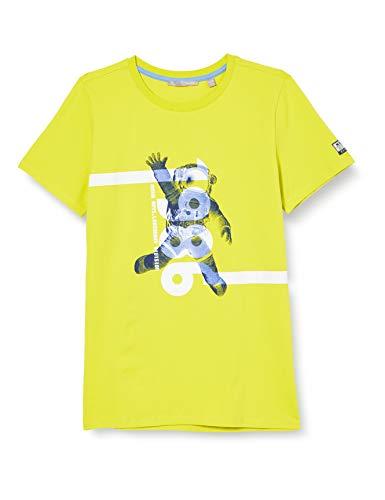 Mexx Jungen 951325 T-Shirt, Grün (Evening Primrose 130651), 134/140 (Herstellergröße: 134-140)