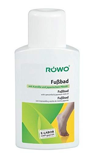 röwo Fußbad. 200ml (Sporto-med), Hautpflege, Dusch- und Bademittel