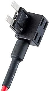 Moligh doll Audio Coche 60A 38mmx10mm AGU Cristal Tubo Fusibles 2 Piezas
