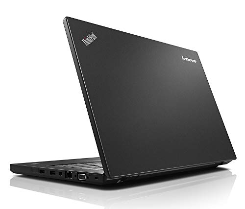 Lenovo ThinkPad X250 12,5 Zoll Intel Core i5 240GB SSD Festplatte 8GB Speicher Win 10 Pro Webcam Notebook Laptop Ultrabook (Generalüberholt)