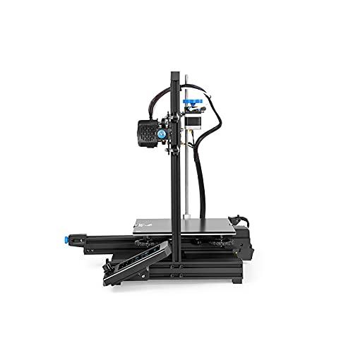 lyq La Stampante 3D CREALITY Ender-3 V2 è Dotata di Una Scheda Madre del Driver statico sviluppata in Proprio, Dimensioni di Stampa 220×220×250 mm, Corpo all-in-One