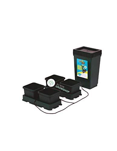 AutoPot Easy2grow Komplettsystem, 4 Töpfe 8,5 l und Behälter 47 l