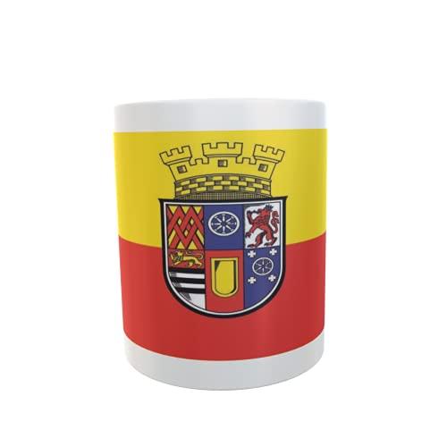 U24 Tasse Kaffeebecher Mug Cup Flagge Mülheim an der Ruhr