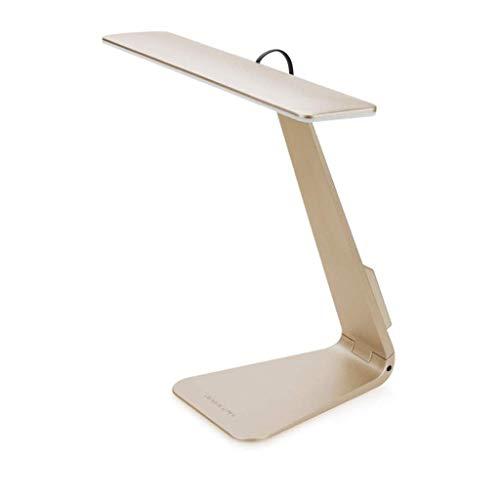 SPNEC Smart LED de la lámpara de escritorio ajustable y base de carga universal del teléfono Touch Control (Color : A)