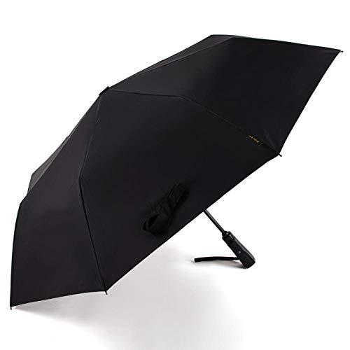 Powzz ornament Parasol w pełni automatyczny z silnikiem na baterie, parasol elektryczny UV, parasol słoneczny