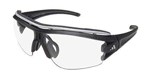 adidas Evil Eye Halfrim Pro XS Sunglasses 2018 Coal Reflective Vario Antifog Clear/Gray