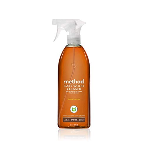 Our #3 Pick is the Method Lights Daily Wood Spray