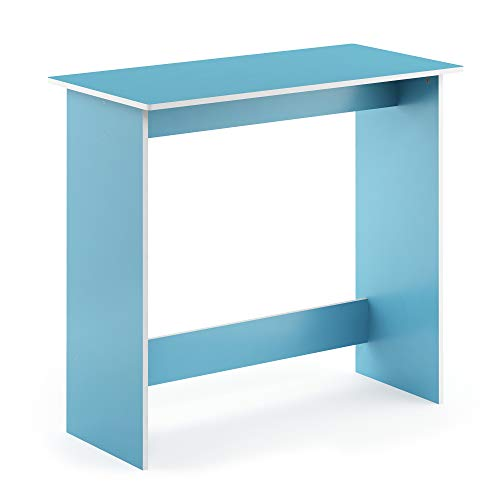 FURINNO Simplistic Study Table, Light Blue