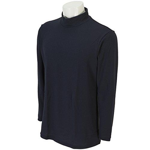 [Mizuno] アンダーウェア ブレスサーモエブリプラス ハイネック長袖シャツ C2JA6642 メンズ ネイビー 日本 ...