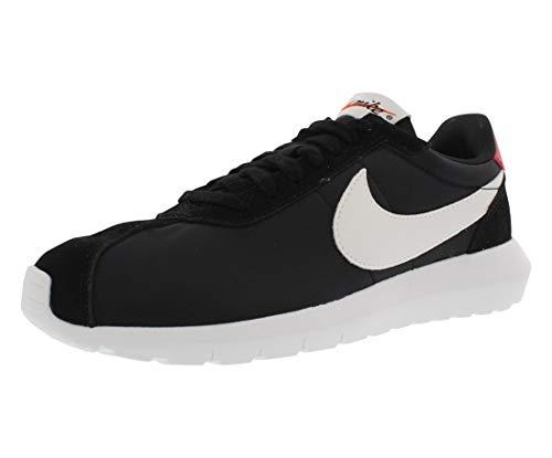 Nike Damen W Roshe LD-1000 Fitnessschuhe, Schwarz Schwarz Weiß Unvrsty rot Tm Rd, 38 EU