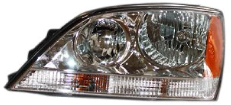 TYC 20-6806-00 Kia Sorento Driver Side Headlight Assembly
