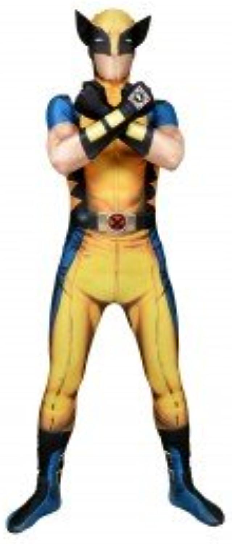 Abiti e Maschere Vestito Wolverine Morphsuit L 175CM