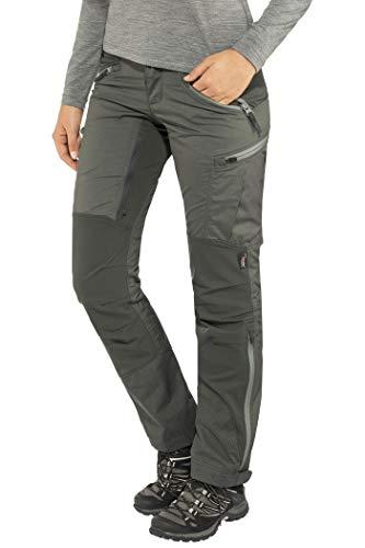 Lundhags Makke - Pantalon Femme - regular gris Modèle 36 - normal 2018