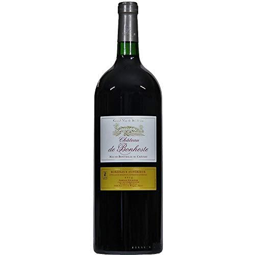 Magnum Château de Bonhoste 2014 A.O.C. Bordeaux Supérieur Rotwein trocken (1 x 1,5l)