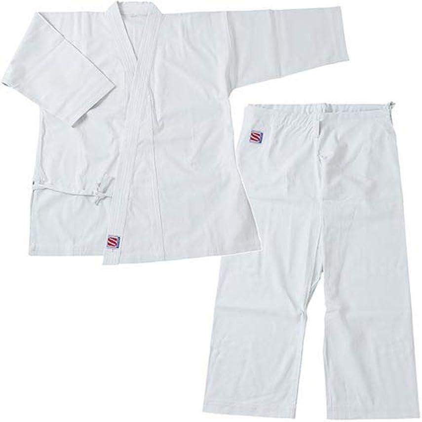 傾向があります現実的胆嚢九桜 空手 晒太綾 空手衣 4号サイズ(上下セット ) R2N4