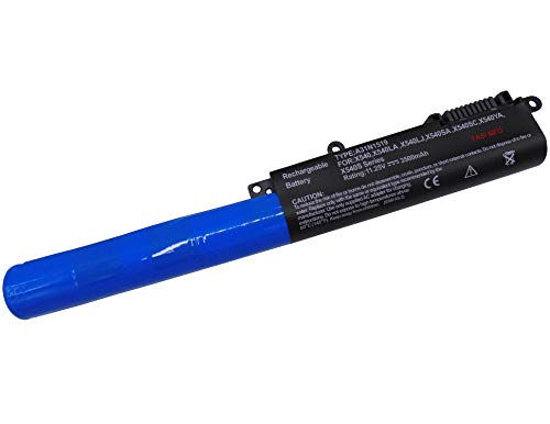 YASI MFG® 11.25V 3500mAh A31N1519 Batería para portátil ASUS F540 F540L F540LA F540S F540SA F540Y R540 R540L R540LA R540S R540SA R540Y X540 X540L X540LA X540S X540SA X540Y
