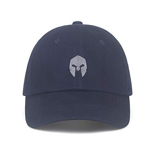 2021 Nuovo Cappello da papà di Alta qualità Ghost Recon Wildlands Nomad Cosplay Skull Ricamo Cappello Berretto da Baseball Blu Scuro
