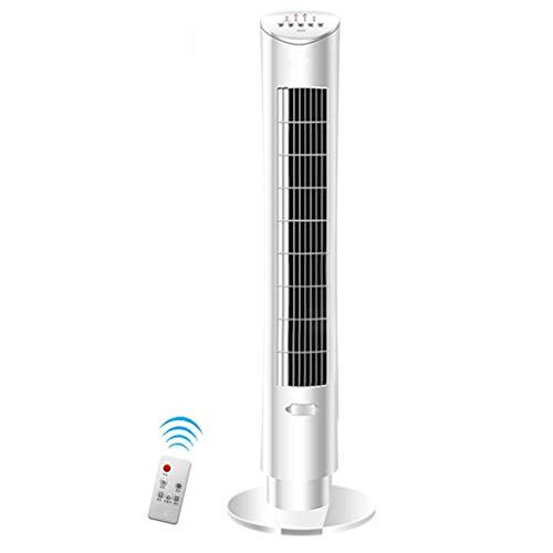 WG Turmfan Klimaanlage Ventilator Vertikale Kühlung Ventilator Luftkühler, Befeuchter & Reiniger-3 Geschwindigkeiten-Weiß