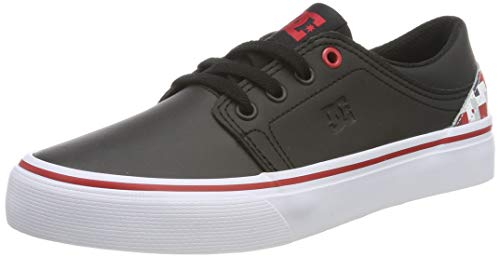 DC Shoes Jungen Trase Se - Shoes for Boys Skateboardschuhe, Blk/Multi, 29 EU