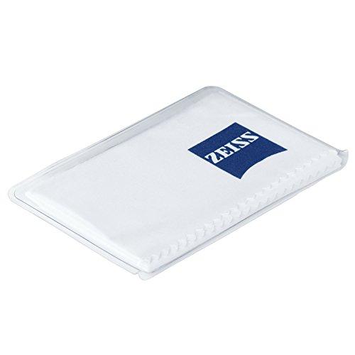 ZEISS Mikrofasertuch – Mikrofasertuch für Objektive, Filter, Brillengläser, Ferngläser und LCD-Displays