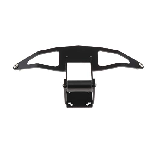 Almencla Navi Halterung, Motorrad Navigationsgeräte Halter, Montage an der Windschutzscheibe, geeignet für Honda VFR1200X Crosstourer 2012-2015