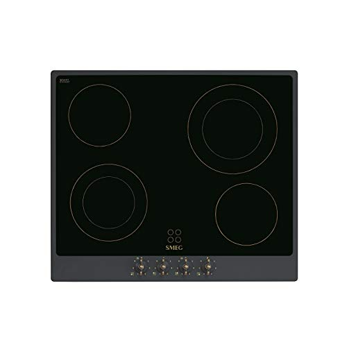 SMEG; Plaque de cuisson vitrocéramique (P864AO)