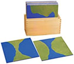 Montessori - Land Form Cards
