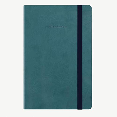 HOLGAMI MILANO - MYNOT0094 - MY NOTEBOOK - DOTTED - PETROL BLUE