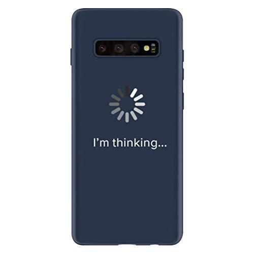 ZhuoFan Cover per Samsung Galaxy S7, Marina Militare Custodia Silicone con Disegni Cartoon Pattern Ultra Slim TPU Morbido Antiurto Bumper Case Protettiva per Samsung Galaxy S7, Marina Militare 11