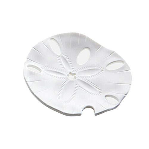 Payne Roosevelt - Jabonera para baño, diseño de hojas de estrella de mar