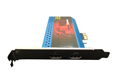 『4K 対応 キャプチャーカード ゲーム PS4 Pro Xbox OneX gameplay Capture Card PCIe キャプチャー』の1枚目の画像