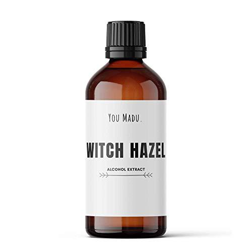 Witch Hazel (Met Alcohol) - 100ml