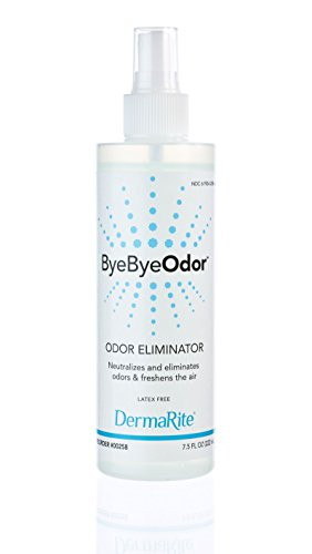 ByeBye Odor Eliminator Deodorant, 7.5 oz.
