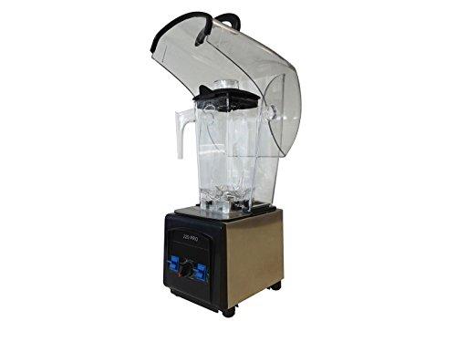 Mixer, 250x192x495 mm, 2100 W, 37000 U/min, kontinuirl. Lauf