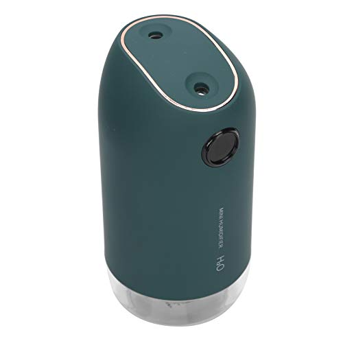 TEANQIkejitop Humidificadores para dormitorio, humidificador de niebla fría y difusor de aceite, modo de sueño inteligente, operación de susurro para 30 dB, apagado automático, sala de estar