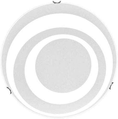 Moderne Plafonnier à LED murale 1x 30W LED Circle 4315112Spot lumière