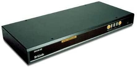 8-Port Stackable KVM Switch