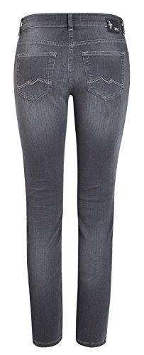 MAC Jogging Pipe Damen Jeans Hose 0341l590998 D934, Farbe:D934 Black AUT. wash;Größe:W44/L30