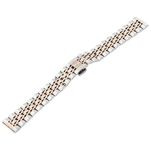 Lantuqib Correa de Reloj, Accesorio de Correa de Reloj de Correa de Reloj de Repuesto para el hogar para Fabricantes de Relojes(Correa de 21 mm)