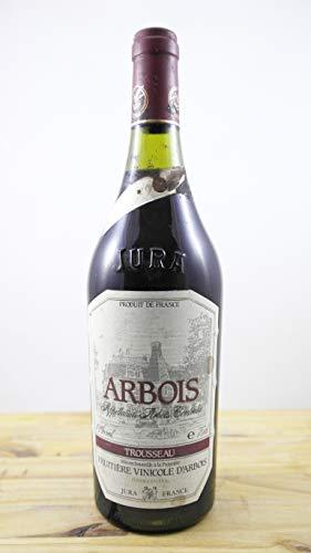 Wein Jahrgang 1992 Arbois Trousseau ELA Flasche