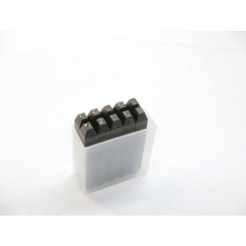 TRUSCO(トラスコ) 数字刻印セット 5mm SK-50