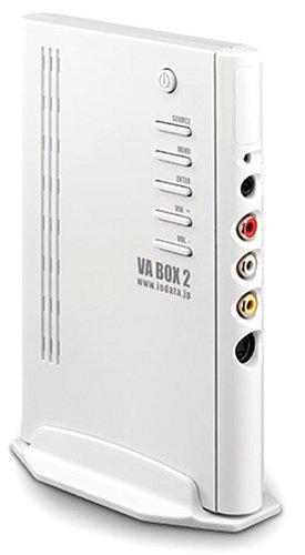 I-O DATA 高画質化回路搭載ビデオコンバーター VABOX2