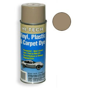 Hi-Tech Vinyl Plastic & Carpet Dye - 16 oz. (Desert Tan)