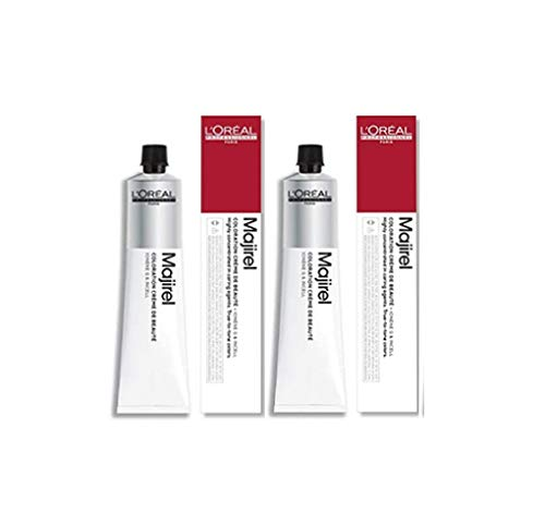 Loreal Majicontrast rot 2 x 50 ml Haarfarbe LP Coloration