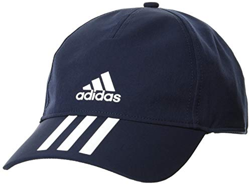 adidas Unisex-Child Bb C 3s 4a A.r. Baseball Cap, Legend Ink/White/White, OSFY