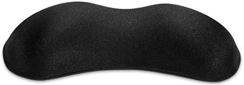 Speedlink LAX Gel Wrist Rest - Ergonomische Handgelenkauflage für Büro und Gaming - schwarz